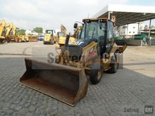 2008 Caterpillar 420E 4X2 AR