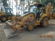 2012 Caterpillar 416E 4X2 S/AR