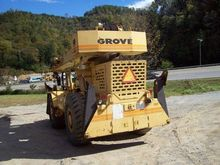 Used 1990 GROVE RT58