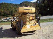 Used 1990 GROVE RT58