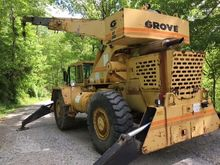 Used 1988 GROVE RT58