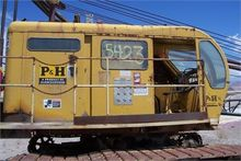 1969 P & H 550