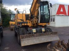 2007 Mobilbagger 11,5 to Liebhe
