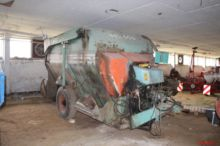 Used Kuhn Siloblocks
