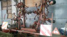 Grubber mit Dammformer für Kart