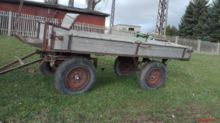Futtermischwagen Red Rock