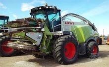 Used 2009 CLAAS JAGU