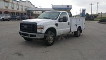 2008 Ford F250 XL SD Commercial