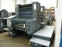 1999 Heidelberg SM 74-2P TWO CO