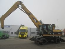 CAT M322C MH Umschlagbagger+Pol
