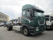 Iveco Stralis 500 Chassi