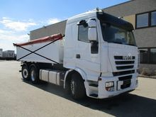 Iveco AS260S50 Chassi ohne Aufb