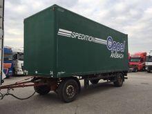 Spier AGL290 Koffer mit Ladebor