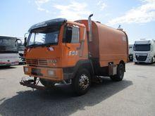 Steyr 14S14 Kehrmaschine 4x2, M