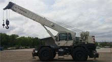 Used 2014 TEREX RT55