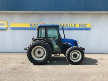 Used New Holland TN75 Tractor for sale | Machinio