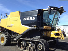 Used 2012 Claas 750T
