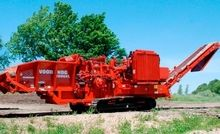 New Morbark 3800XL on Tracks
