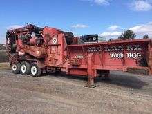 2002 Morbark 4600 Wood Hog
