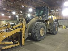 2014 Caterpillar 980M