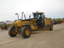 2012 Caterpillar 140M2AWD
