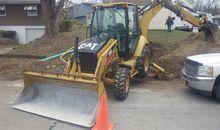 2007 Caterpillar 416E
