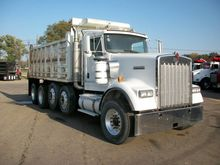 2005 Kenworth W900B Extended Ca