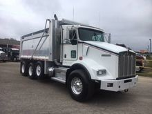 2009 Kenworth T-800 Extended Ca