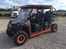 2014 Polaris Ranger Crew 900 XP