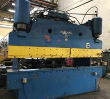 Used Niagara Press Brakes for sale | Machinio
