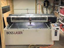 2015 BOSS LASER LS5598 CNC LASE