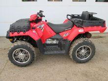 2010 Polaris Sportsman X2 550
