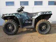 2009 Polaris Sportsman 550 XP E