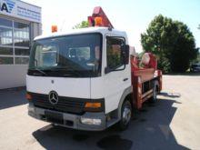 1999 Mercedes-Benz Atego 815 li