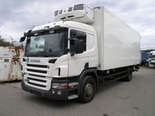 2008 Scania R380 Refrigerated T