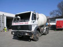 1991 Mercedes-Benz SK 2426 6X4