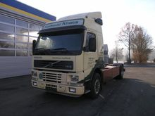2000 Volvo FM 12 chassis chassi