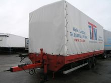 1999 Möslein TPA 105 Tand. Bed