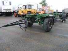 2007 Schmitz Cargobull Gotha AF