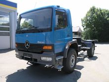 2001 Mercedes-Benz Atego 1225 4