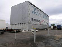 2001 Krone WP Sliding Door Port