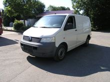 2007 Volkswagen T5 Box Car Truc