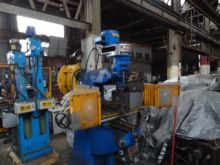 1 HP Bridgeport Vertical Mill w