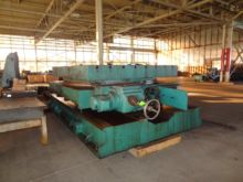 9' x 10' Asquith Rotary Table