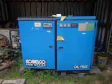 1999 Kobelco 60HP Rotary Screw