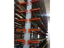 Cantilever Racking, (22) Uprigh