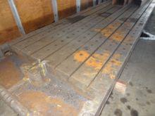 """T-Slotter Floor Plate 288"""" x 68"""