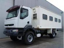 2001 Renault Kerax 260.19, 4x4