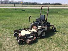 2010 Grasshopper 620T Lawn trac