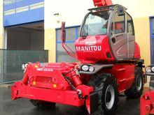 2013 Manitou MRT2540 Privilege